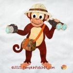 059-07 Monkey Business Block #7