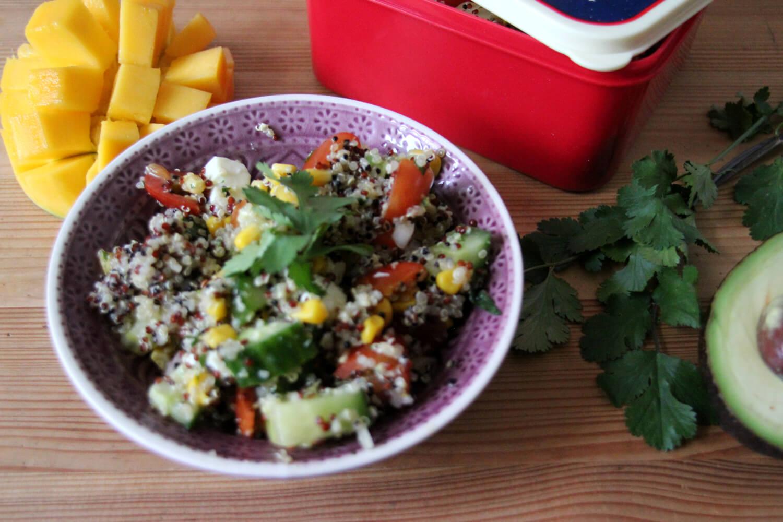 Quinoa-Power-Salat