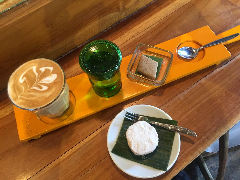 Flat Whit, Seniman Coffee Ubud