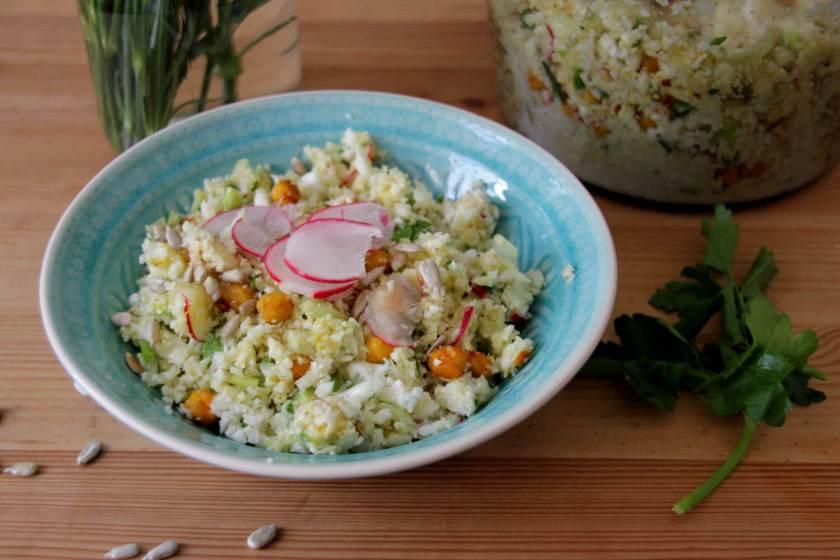Blumenkohl-Salat