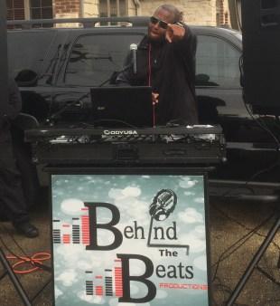 Behind the Beats - DJ Toxic