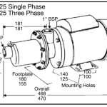 CP 11 & 25 Pump