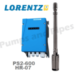 Lorentz PS2-600 HR-07