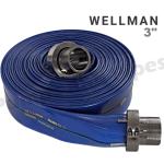 Wellman 3inch lay flat
