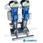 Lowara Dual 4.0lps VSD