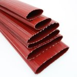 Photo Red Layflat hose multi sizes