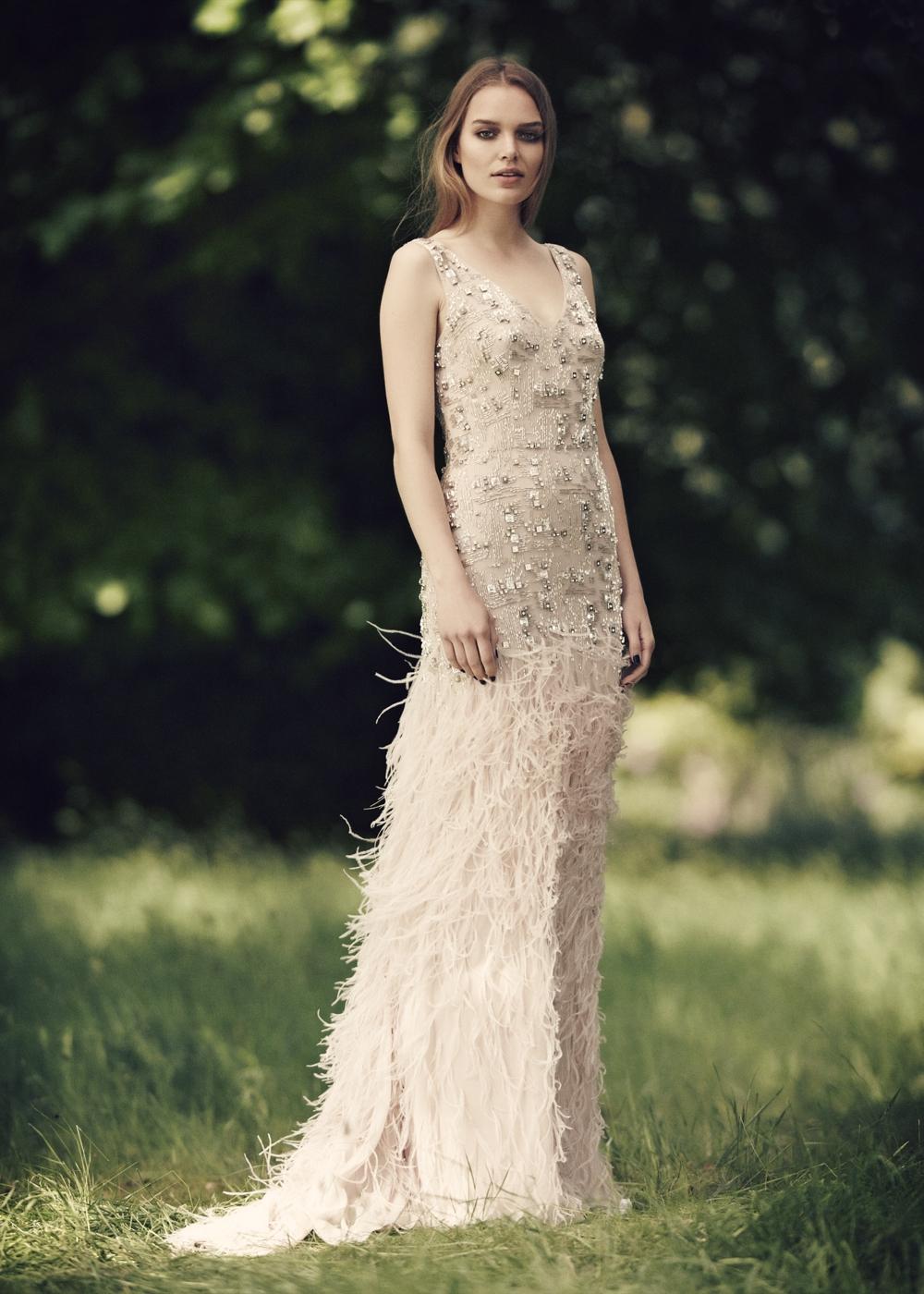 Aphrodite dress via Amanda Wakeley