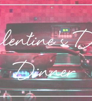 #TasteTuesdays // Romantic Dinner for Two