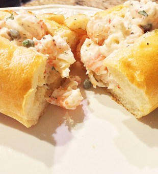 #TasteThursdays // Lobster Roll Recipe