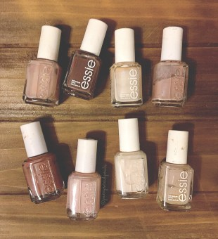 My Top 10 Favorite Nude Nail Polish Shades!