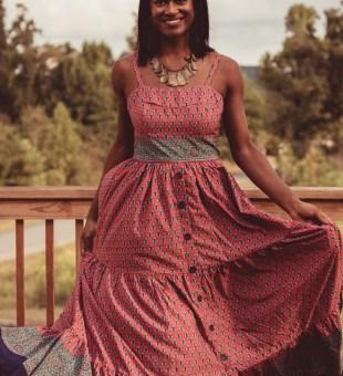 Fall Vibes and Boho Maxi Dresses