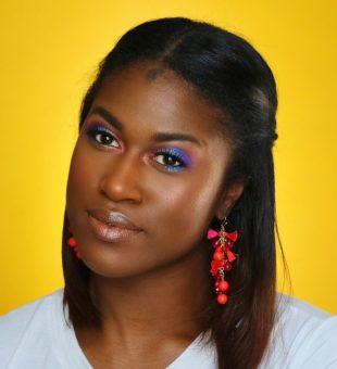 Pride Month Rainbow Eye Makeup Look!
