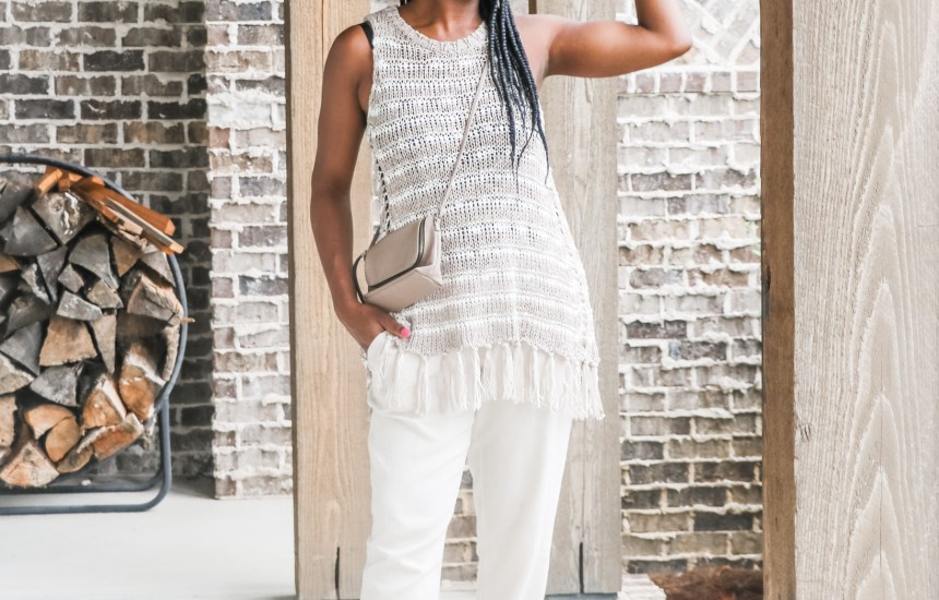 Summer Knits and Linen