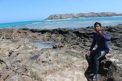 Keindahan Tanjung Aan Lombok