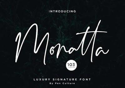 Monatta