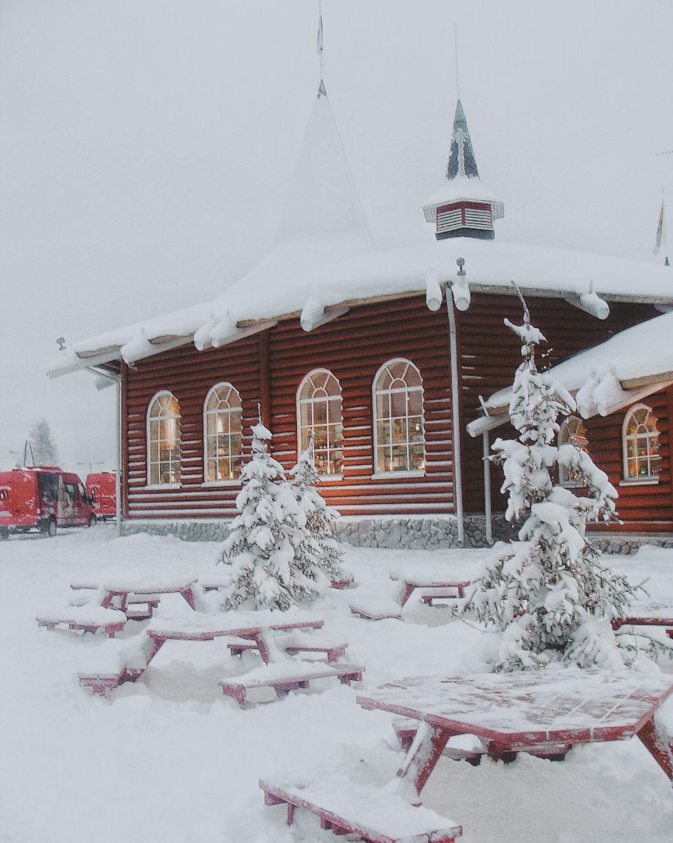 Деревня Йоулупукки