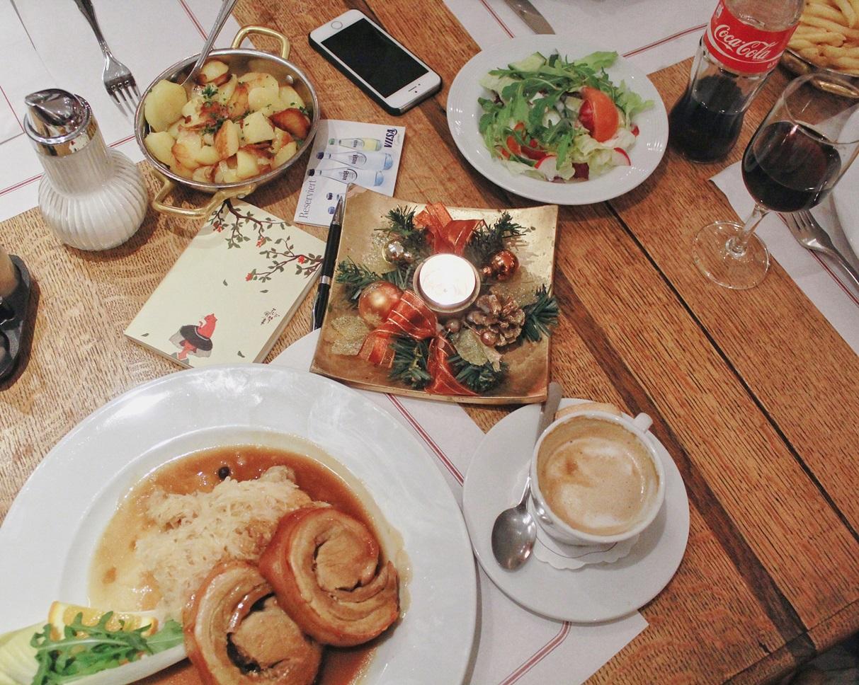 Что попробовать из еды в Германии
