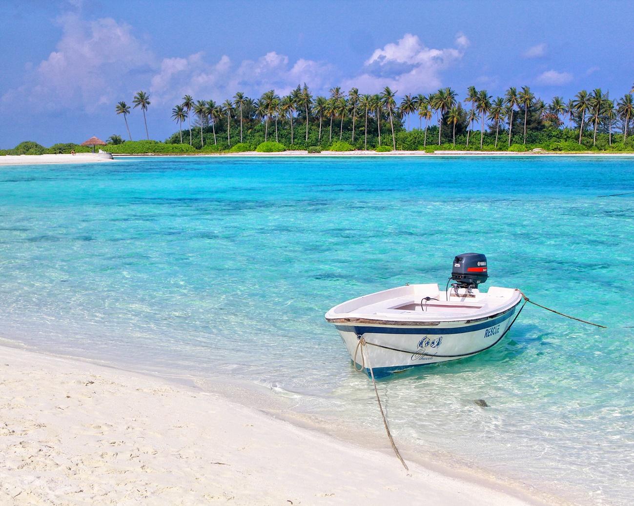 Интересные факты про Мальдивы