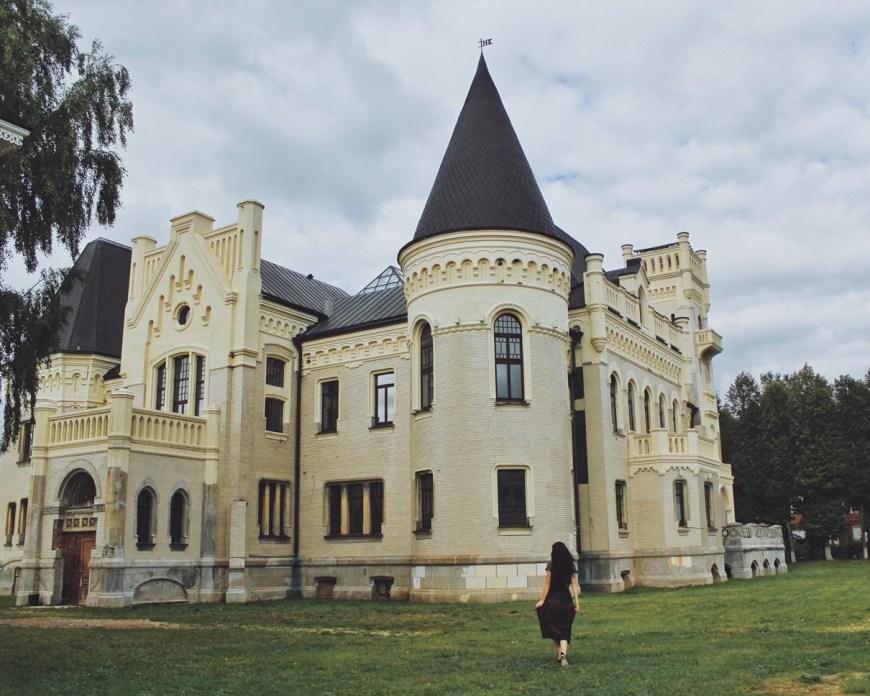 Замок Понизовкина