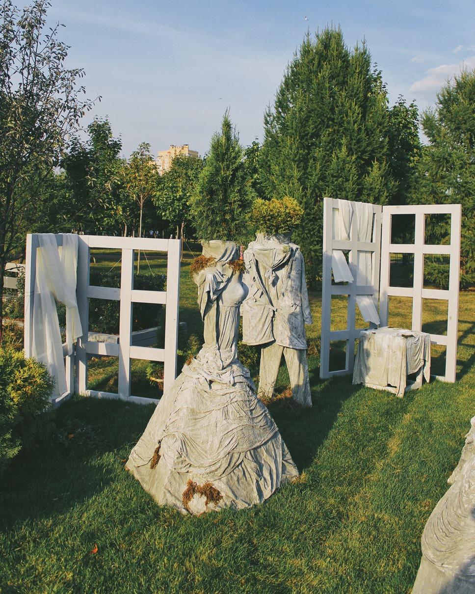 Фестиваль исторических садов