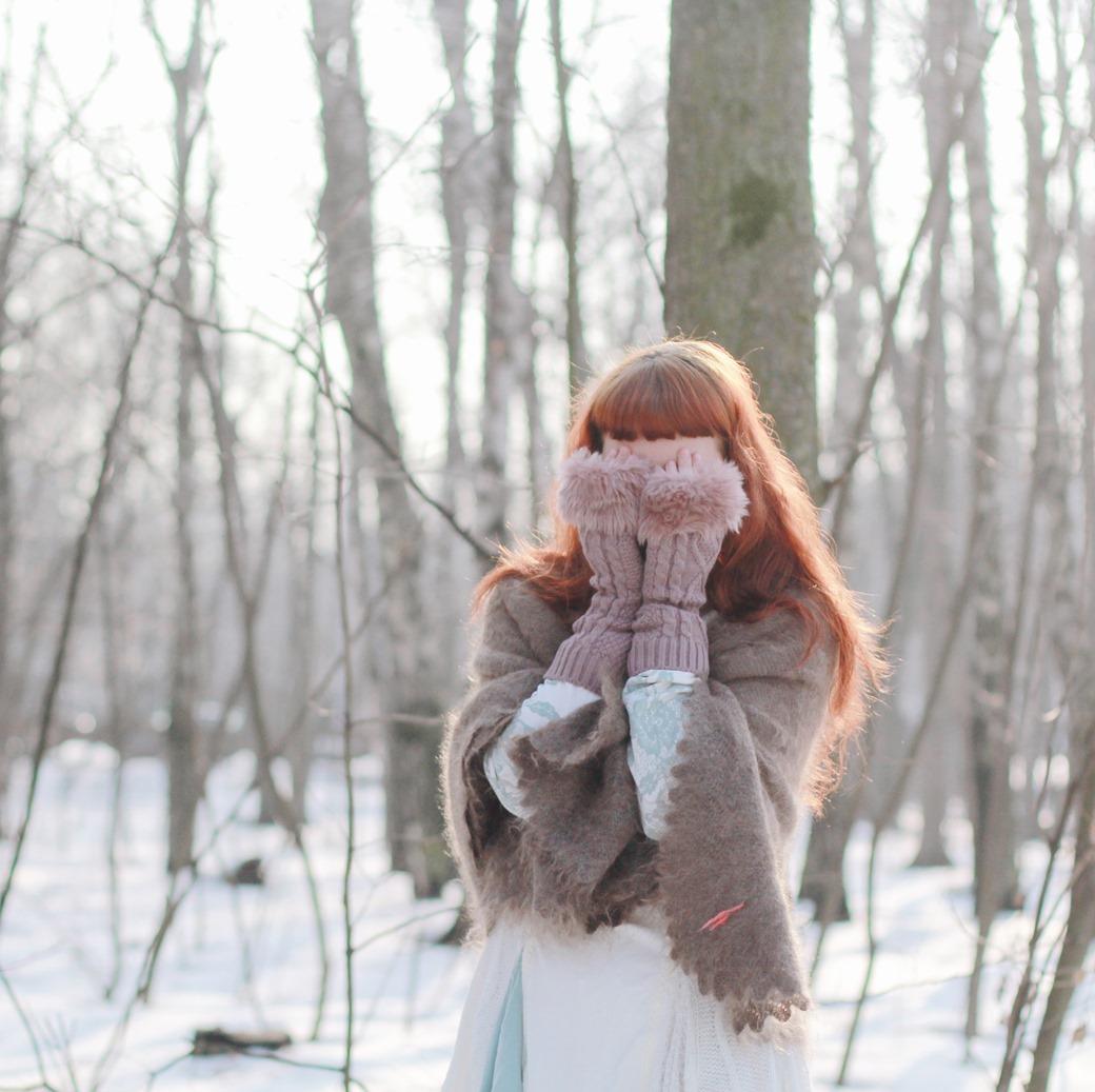 Снег пахнет сливками