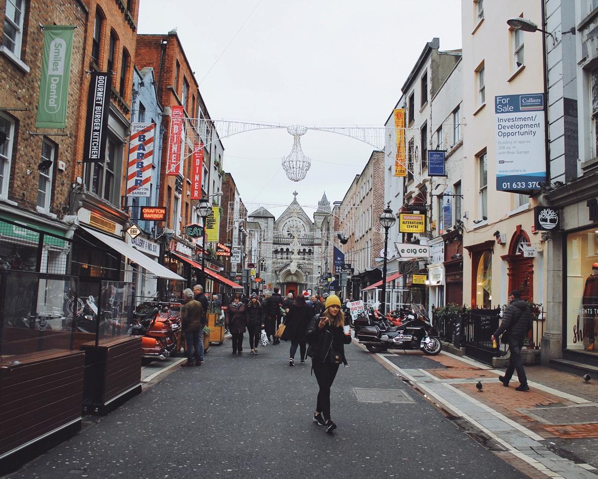 Что посмотреть в Дублине
