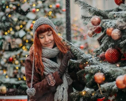 Необычные новогодние традиции в мире