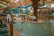 Great Wolf Lodge Pool Basketball