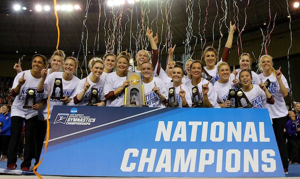 2016 ncaa gymnastics champs