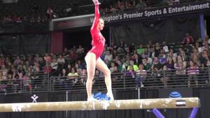 Shallon Olsen (CAN) - Balance Beam - 2016 Pacific Rim Championships Team/AA Final