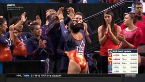 2016 NCAA WGym Semifinals Session 1 720p60 NastiaFan101 1