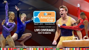 2014 AT&T American Cup - International Feed