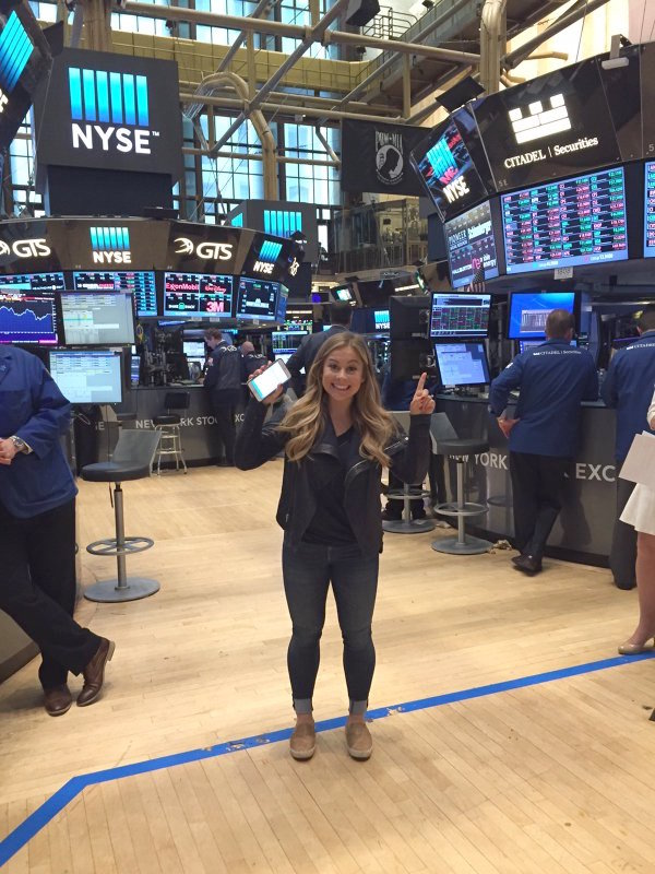 shawn johnson nyse