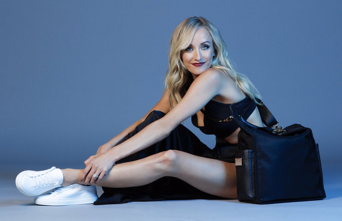 Nastia Liukin To Design Caraa Handbags Punch Front