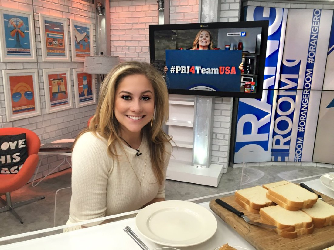 shawn johnson today show