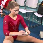 Shawn Johnson - Vault - 2008 Olympics All Around