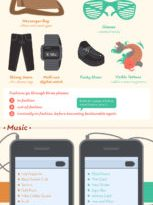 Geek Vs. Hipster: An Infographic