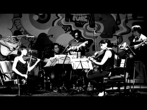 Jingle Punks Hipster Orchestra Plays Lithium