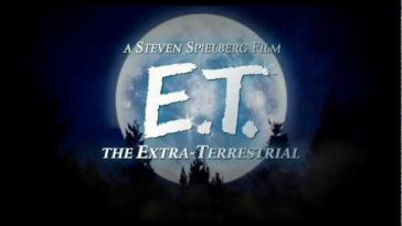 Spielberg Brings the Guns Back to E.T.