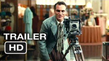 The Master — Official Movie Trailer