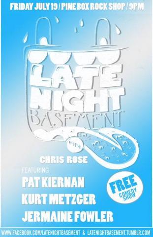Late Night Basement is Back!