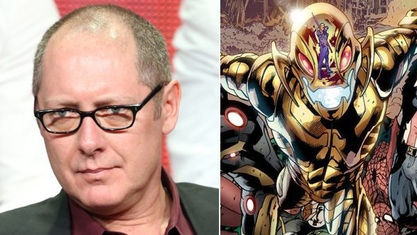 Twitter is Enraged With James Spader Casting As Villain in The Avengers 2