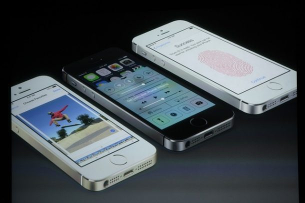 iPhone 5S Solves Jealousy Among Couples With Fingerprint Sensor