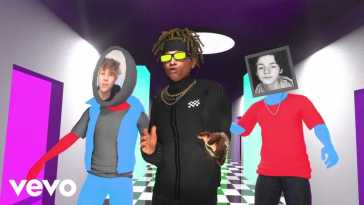 Jufu – What's The Vibe? (Animated Music Video)