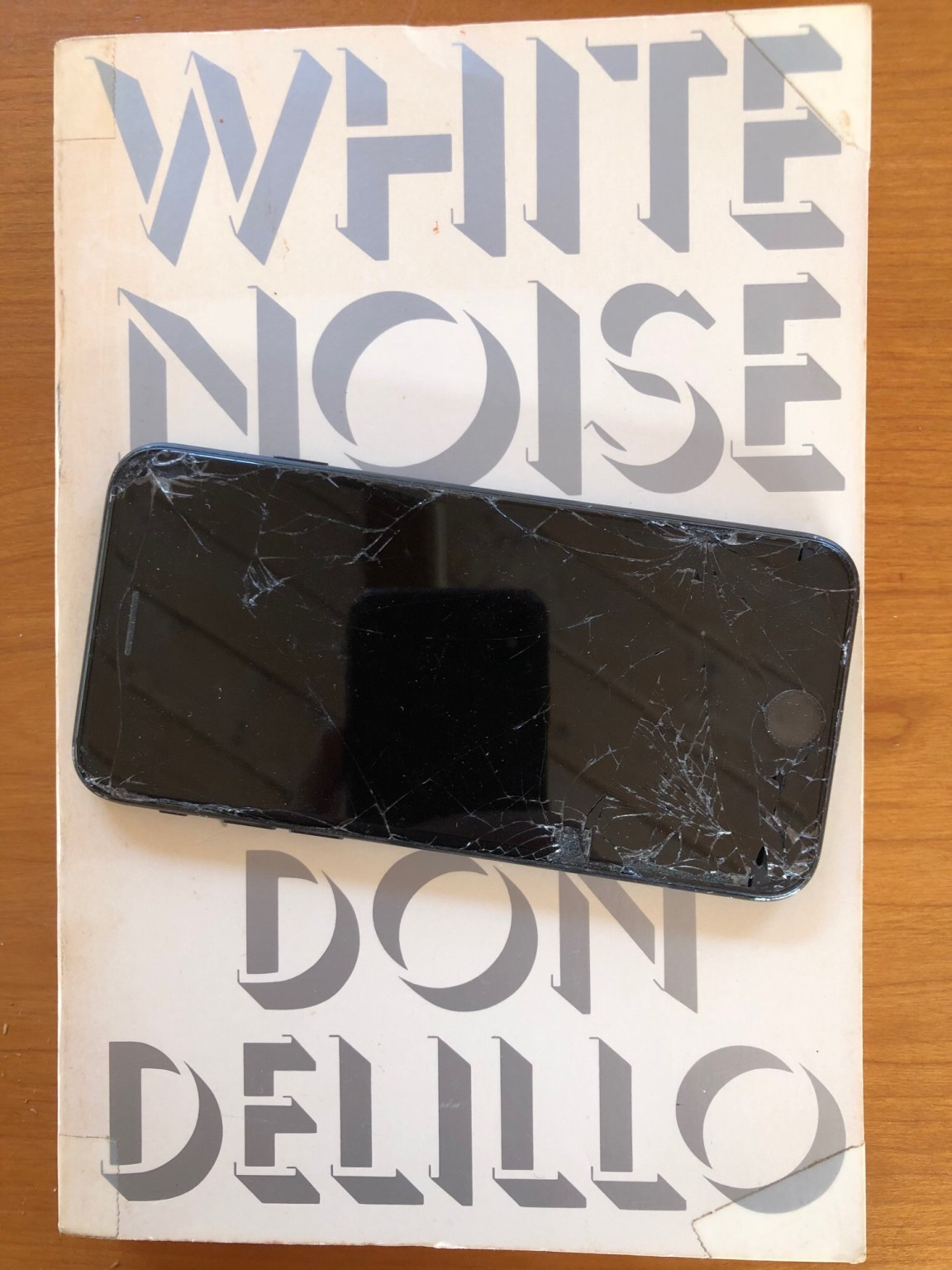 Tuning Into Don DeLillo's 'White Noise' in This Static Age