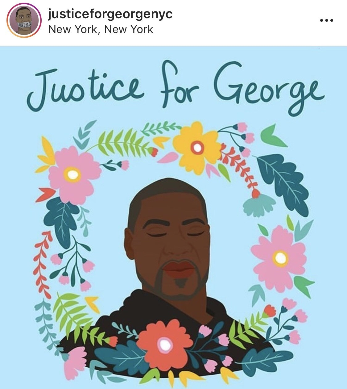 How a Spontaneous Instagram Account Became the Central Source For BLM Protests in NYC
