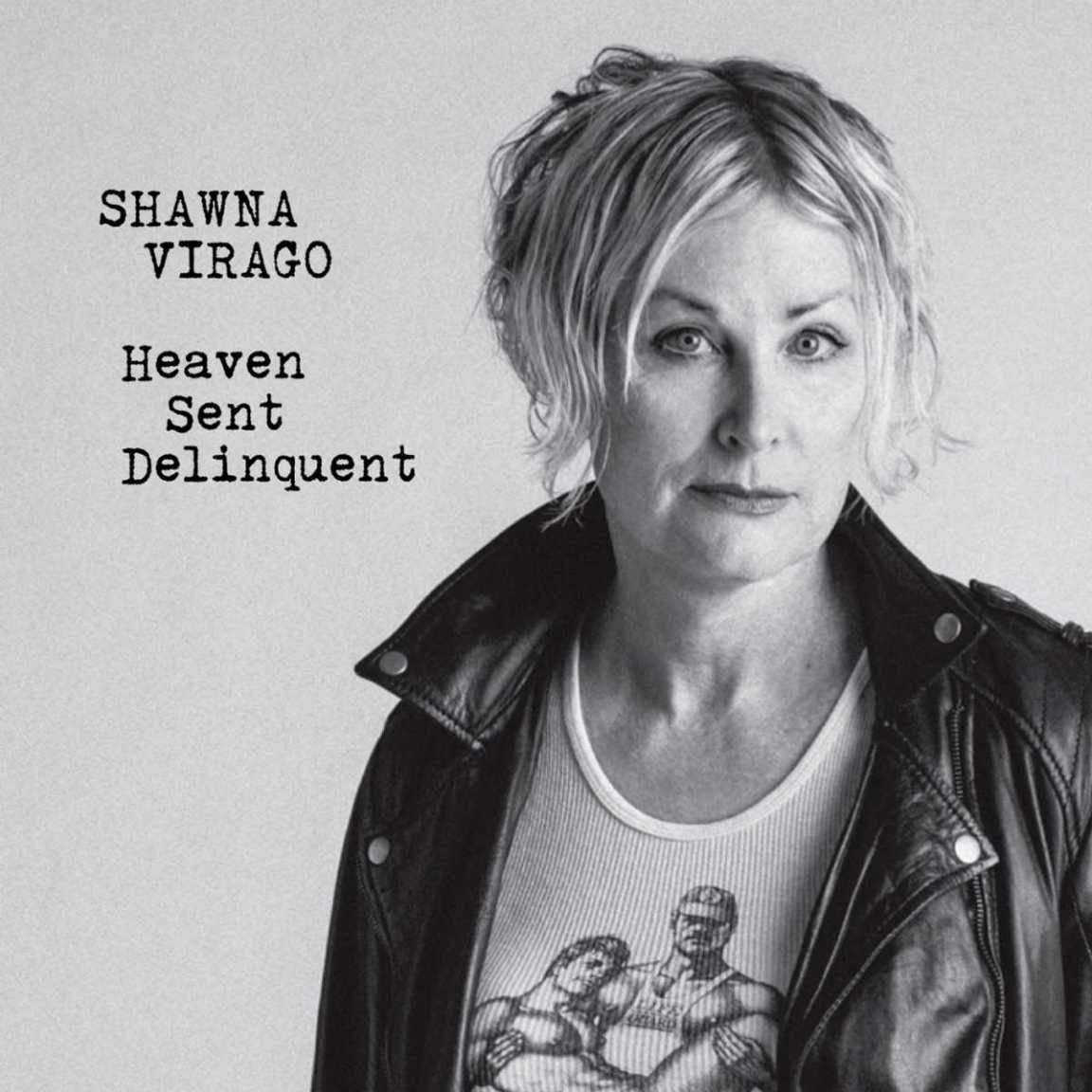 Review: Heaven Sent Delinquent (Electric Single Mix) – Shawna Virago