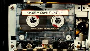 THEY. – Count Me In (Official Lyric Video)