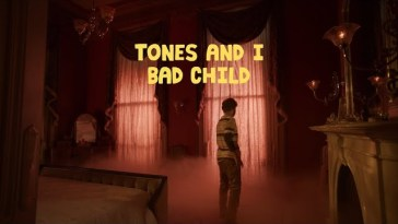 TONES AND I – BAD CHILD (OFFICIAL VIDEO)