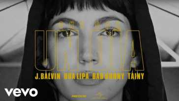 J. Balvin, Dua Lipa, Bad Bunny, Tainy – UN DIA (ONE DAY)
